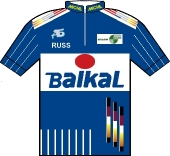 RUSS - Baikal 1992 shirt