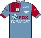 Topsport - VW Fox 1992 shirt