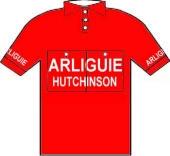 Arliguie - Hutchinson - Benoit Faure 1952 shirt