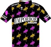Imporbor - Jovigruppos - C.C. Paços de Ferreira 1992 shirt