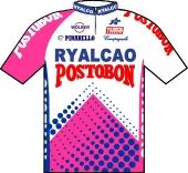Postobon - Manzana - Ryalcao 1992 shirt