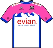 Evian - Miko - Reynolds 1992 shirt