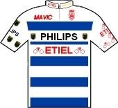 Philips - Etiel - Feirense 1992 shirt