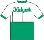 Helyett - Splendor - Hutchinson 1937 shirt