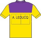 A. Leducq - Mercier 1937 shirt