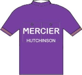 Mercier - Hutchinson 1937 shirt