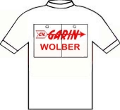 Garin - Wolber 1952 shirt