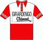 Girardengo - Clément 1952 shirt
