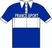 France Sport - Dunlop 1952 shirt