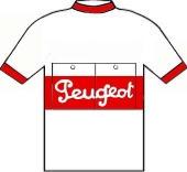 Peugeot - Dunlop 1937 shirt