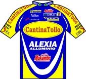 Cantina Tollo - Alexia Alluminio 1998 shirt