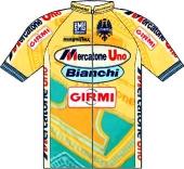Mercatone Uno - Bianchi 1998 shirt