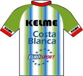 Kelme - Costa Blanca 1998 shirt