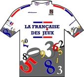 La Francaise des Jeux 1998 shirt