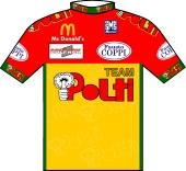Team Polti 1998 shirt