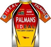 Palmans - Ideal 1998 shirt