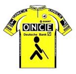 O.N.C.E. - Deutsche Bank 1998 shirt