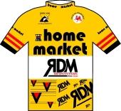 Home Market - Ville de Charleroi 1998 shirt