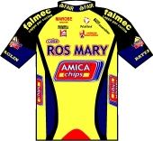 Ros Mary - Amica Chips 1998 shirt
