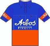 Arbos - Pirelli 1952 shirt