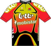 Lotto - Mobistar 1998 shirt