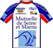 Mutuelle de Seine-et-Marne 1998 shirt