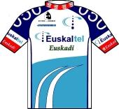 Euskaltel - Euskadi 1998 shirt