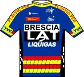 Brescialat - Liquigas 1998 shirt