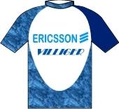 Team Ericsson - Villiger 1998 shirt