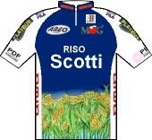 Riso Scotti - MG Boys Maglificio - Playbus - Aiwa 1998 shirt