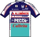 L.A. Aluminios - Pecol 1998 shirt