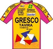 Gresco - Tavira - Progecer 1998 shirt