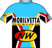 Mobilvetta - Northwave 1998 shirt