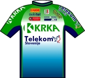Krka - Telekom Slovenije 1998 shirt