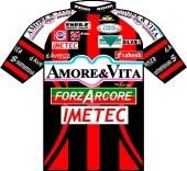 Amore & Vita - Forzarcore 1998 shirt