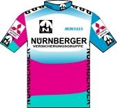 Team Nürnberger 1998 shirt