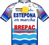 Estepona en Marcha - Brepac 1998 shirt