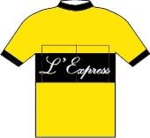 L'Express 1952 shirt