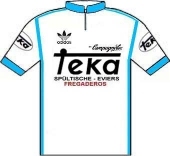 Teka 1978 shirt