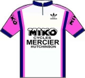 Miko - Mercier - Hutchinson 1978 shirt