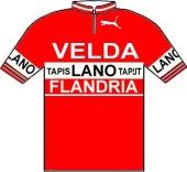 Flandria - Velda - Lano 1978 shirt
