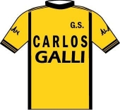 Carlos - Galli - Alan 1978 shirt