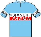 Bianchi - Faema 1978 shirt