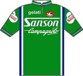 Sanson - Columbus 1978 shirt