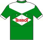 Terrot - Hutchinson - Wolber 1952 shirt