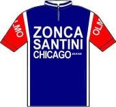 Zonca - Santini - Chicago Jeans 1978 shirt