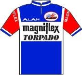 Magniflex - Torpado 1978 shirt