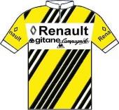 Renault - Gitane 1978 shirt