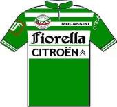 Fiorella - Mocassini - Citroën 1978 shirt