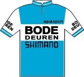 Bode Deuren - Shimano 1978 shirt